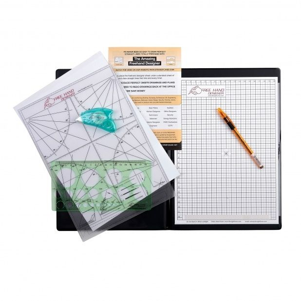 A4 Freehand Designer 'Folder' Office & On-Site Pack