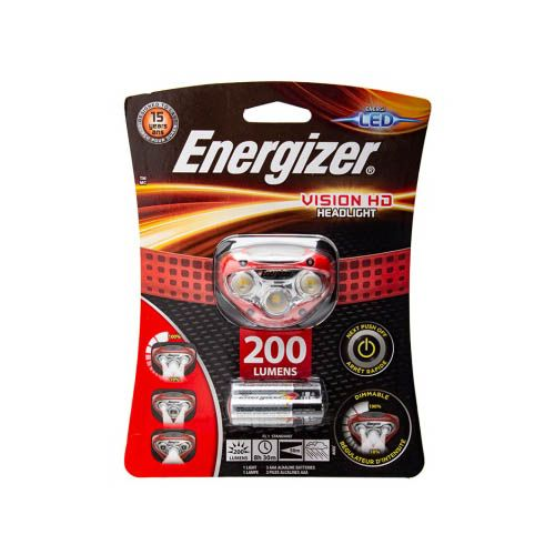 Energerizer Vision LED Head Torch